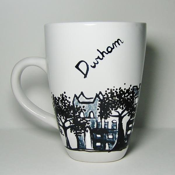 Long Distance Relationship Durham England - Mother's Day Gift